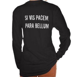 Para Bellum   Womens Dark Tshirts