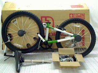 Cobra 20 Jr Boys Mountain Bike 2011 Model 20 inch Wheels