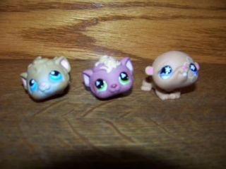 Littlest Pet Shop Hamster Guinea Pigs Exercise Wheel GUC Accessories