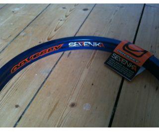 Odyssey 7kA BMX Rim Polished Blue 36 Hole Brand New