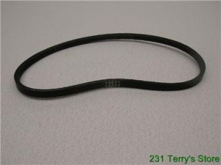 Machine 15 3 8 Motor V Belt 66 99 185 206 306 319 327 193077