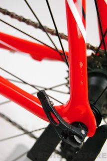 2011 Rocky Mountain Solo Pro RSL 58cm Demo Bike