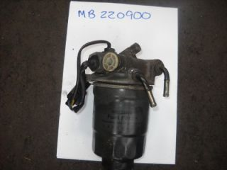 Mitsubishi Shogun Pajero 2 5 Diesel Fuel Lift Pump Filter Housing
