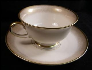 Rosenthal Aida Stardust Pattern 1936 Cup Saucer