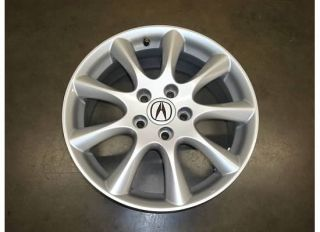 17 Acura TSX Wheel Rim 06 08 07 Factory 2008 2007 71750