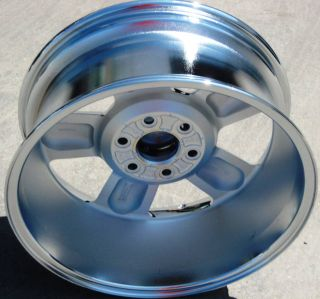 Chevy Tahoe Avalanche Silverado Suburban Chrome Wheels Rims