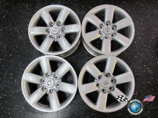 Nissan Titan Armada Factory 18 Wheels OEM Rims 62493 40300ZQ01BTA60