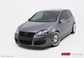 19x8 5 VMR 709 Gun Metal Wheel 5x112 Fit Audi A3 TT VW CC Golf GTI
