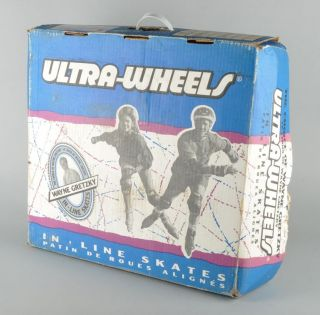 Ultra Wheels Ultra Extreme in Line Skates Rollerblades 145 US Size 7