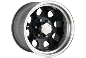 Detroit Wheels 171 5186B Blem 171 Series Black Baja Wheel