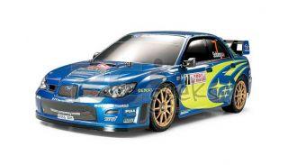 Tamiya RC Radio Control Car Subaru Impreza WRC 2007 Body Shell 190mm