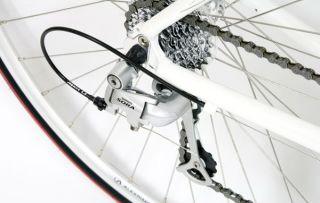 2012 Motobecane Cafe Latte 23M 24 Speed Flat Bar Cafe Hyrbid Bikes