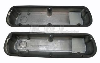 289 302 351W Ford Racing Cobra Snake Valve Covers Pair