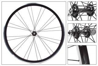 Wheel Master MACH1 Versus Wheel Set Black 700c 24H 8 9 Speed QR