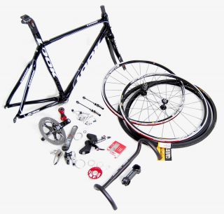Road Bike Bicycle Kit New SRAM Red Group FSA Wheels Conti Tires