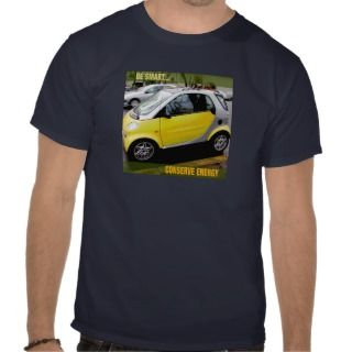 Be SmartConserve Energy Tee Shirt