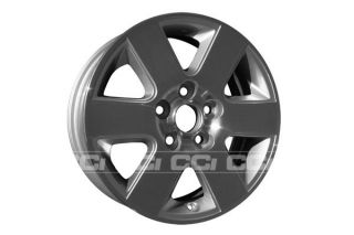 09 Toyota Sienna 16 Replica Wheel Skin Hub Cap Rim Cover Trim Bright