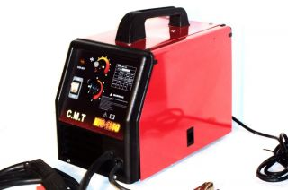 Flux Wire Welder Machine MIG 135 G Gas No Gas 220V