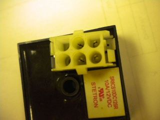 Saleen Mustang SC Water Pump Timer Control 178 372