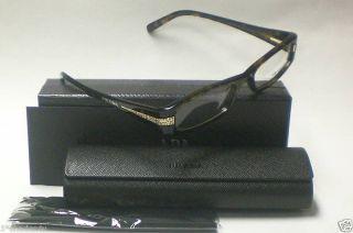 Last Prada VPR 18i Brown 2AU 1O1 RX Glasses 181 50