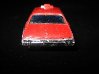 Redline Hot Wheels Fire Chief Cruiser Redliner Car Hotwheels 1969