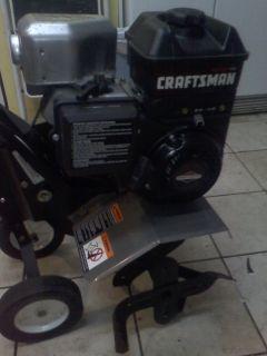 Craftsman MD 5 5 HP 208cc Front Tine Tiller Cultivator Rototiller 5