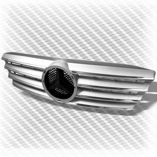 2001 2007 Mercedes Benz W203 C Class Grille Emblem Chrome Replacement
