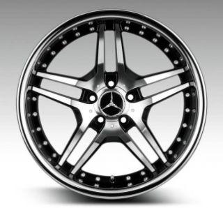 19 Euromag EM2 Wheels Rims Mercedes W204 C250 C300 C350 W212 E350