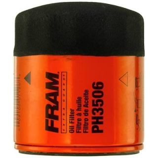 Fram Oil Filter Extra Guard 13 16 in 16 Thread Each PH3506