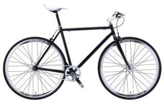 2012 Hasa Track Fixie Single Speed Road Bike 53cm