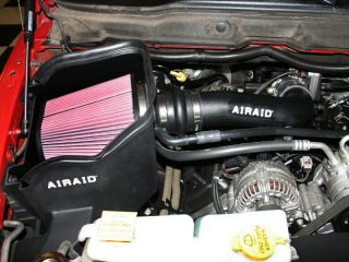 Airaid MXP Air Intake w/ Dry SynthaMax 03 08 Dodge Ram Pickup Truck 5