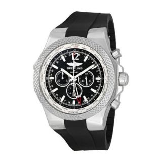 Breitling Bentley GMT A4736212 B9 210S Automatic Stainless Steel Case