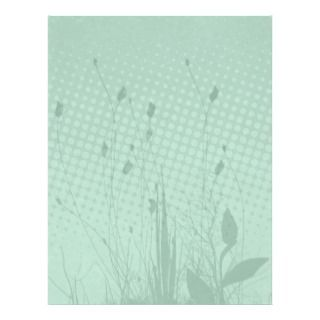Wild Child Distressed Grunge Stationery Letterhead Design