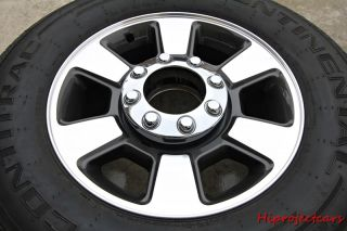 Factory Ford F250 F350 18 Wheels Rims Tires Superduty 17