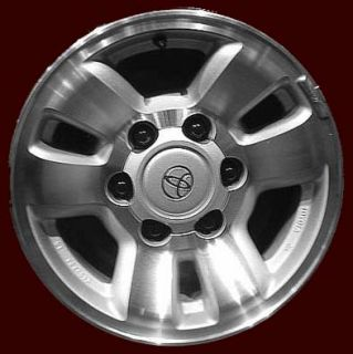 69346 Toyota 4 Runner Tacoma 15 Alloy Wheel Rim