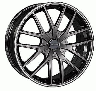 TR60 16 x 7 0 Black Machine Ring Rim 5 Hole Wheel 3260 6709BR