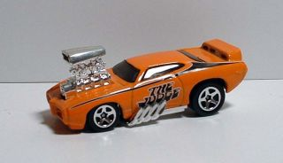 Hot Wheels 2003 45 1969 Pontiac GTO Judge Loose Mint