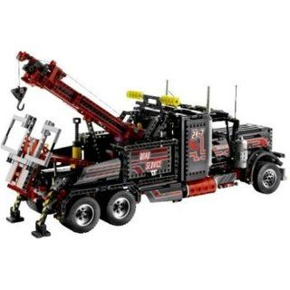 Lego Technic Towtruck Tow Truck with Crane 8285