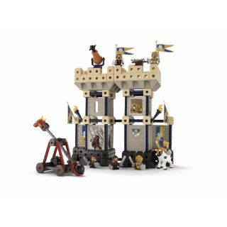 Fisher Price Trio King Castle Building Playset 214 PC