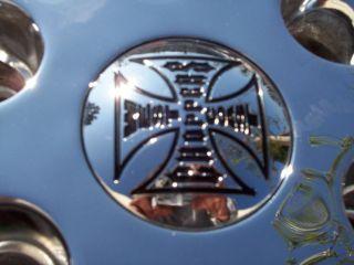 24 Chevy West Coast Choppers Cadillac Escalade Tahoe Suburban Wheels
