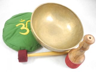 Huge Healing Grade B Chakra Tibetan Singing Bowl 10 25 B2070 Retail $