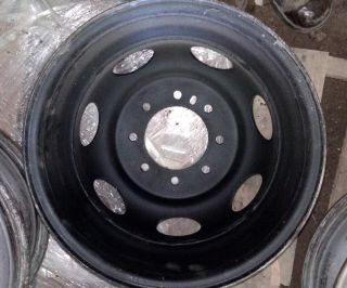 RAM 3500 16 7 Hand Hole Dually Truck Wheel Rim 8 Lug 2000 2002