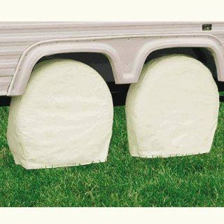 Canvas Tire Wheel Covers Car RV Cover camper 2E2