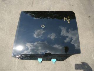 04 05 06 07 08 09 10 11 Nissan Titan Left Rear LR Door Glass Window