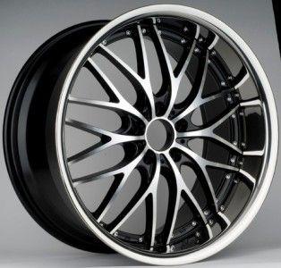 19 Roderick Ruleta BMW E46 E90 535xi Tires Wheels Rims