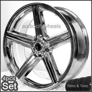 24IROC Wheels Tires Pkg Elcamino Camaro Rims Chevy