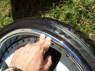 22 asanti BMW Wheels 745 745i 745IL 750 750i 750iL Tires 760IL Custom