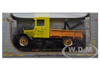 1925 Ford Model TT Tow Truck 1 32 Diecast Model Car by Signature