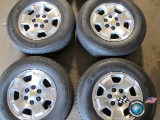 Tahoe Factory 17 Wheels Tires Rims 1500 Suburban Silverado 1500