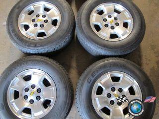 Tahoe Factory 17 Wheels Tires Rims 1500 Suburban Silverado 1500